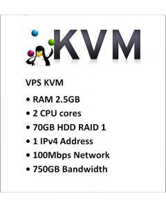 Datapaket Hosting VPS4-KVM