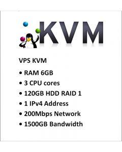 Datapaket Hosting VPS7-KVM
